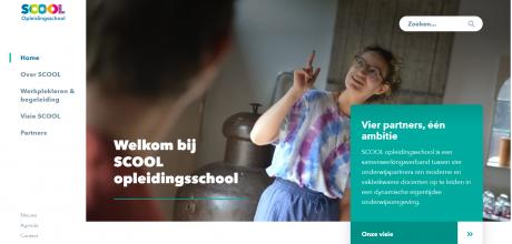 Lentiz - SCOOL nieuwe site